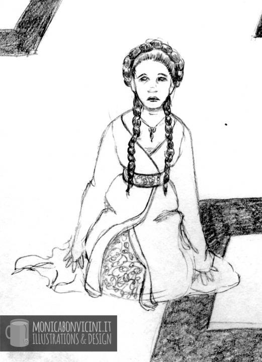Sansa Stark ASOIAF Sketch