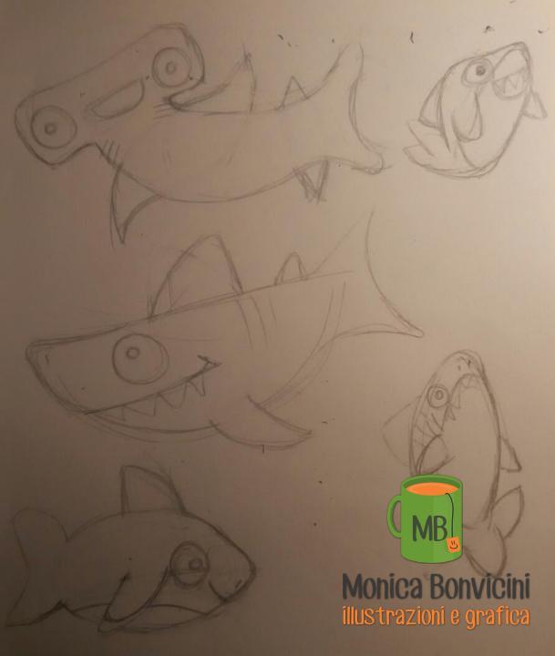 Shark attack! (WIP)