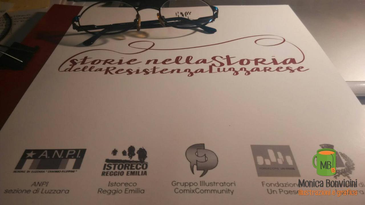 Storie nella Storia della Resistenza Luzzarese... finalmente stampato!